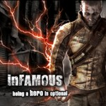 Be infamous