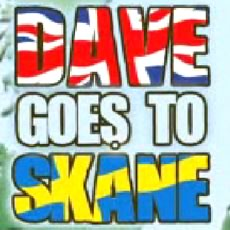 Dave Goes To Skåne: Episode 1